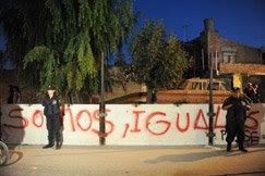 """""""El muro de la exclusión"""""""