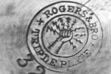 Silver And Silver Plate Clearing Up The Rogers Confusion