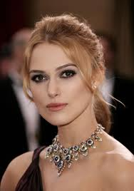 how did keira knightley become an actress