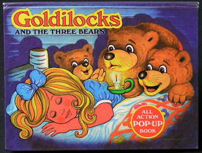 Goldilocks And The Three Bears Transgression Of The Miniature