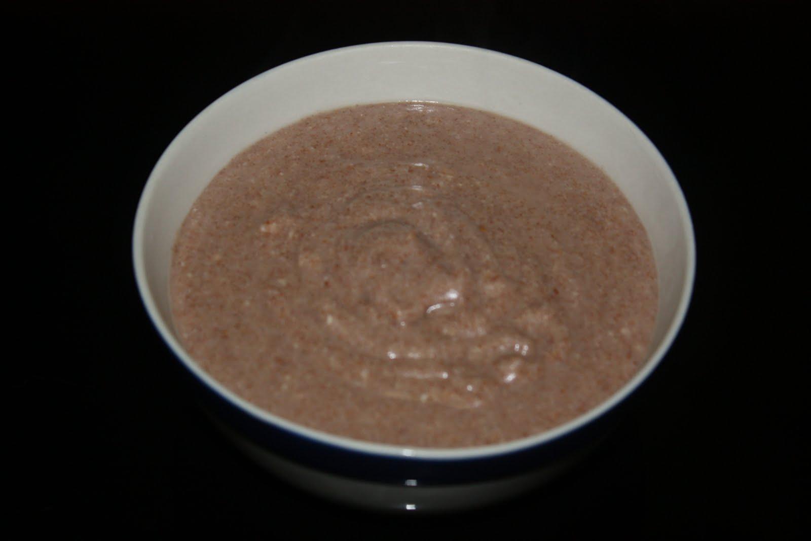 how to cook millet porridge