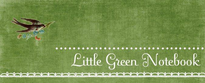 Little Green Notebook