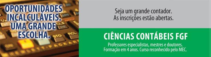 Curso de Ciências Contábeis - FGF