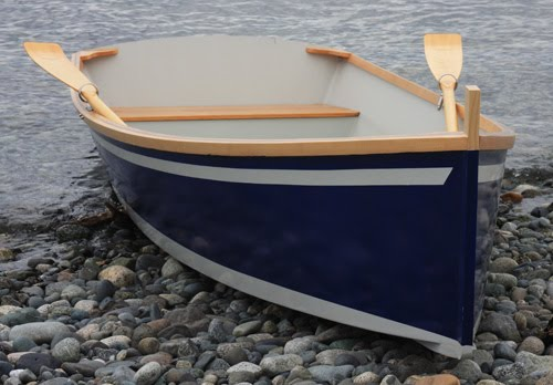Itching For Fun: EZ Skiff is Done!