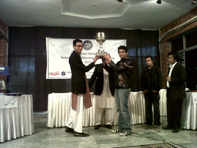 Lahore School wins Shahjiwana Urdu Parliamentary Debating Championship 2011