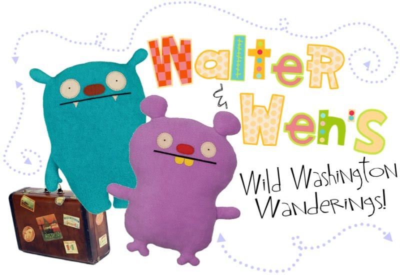 Walter and Wen's Wanderings