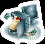 Servicio Profesional en Computo