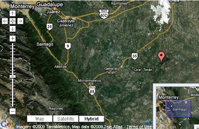 Sismolgico Nacional on Monterrey M  Xico  Leve Terremoto En Montemorelos Nl