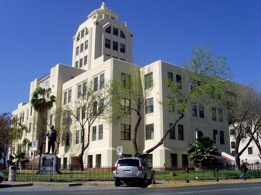 Monterrey m xico palacio federal - Oficinas de correos en leon ...