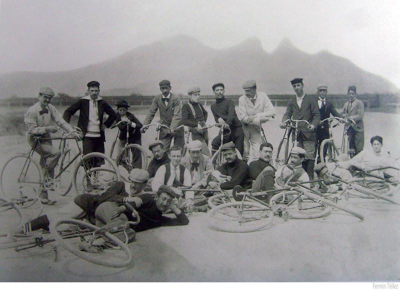 Bicicletas en Monterrey