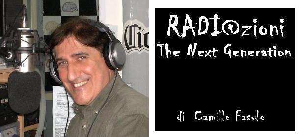 RADI@zioni / The Next Rock Generation di Camillo Fasulo