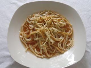 Frittatensuppe (Pancake Soup)