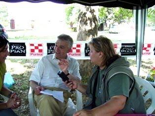 Συνέντευξη με τον κ. Rene Gerlet