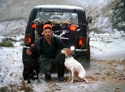 Ένα μοναδικό κυνήγι πέρδικας  στην Ήπειρο