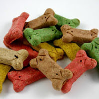 I just accidentally ate part of a dog biscuit . Blah..spewt!!! pooey!