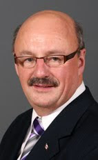New Democrat Yvon Godin, Member of Parliament for Acadie-Bathurst