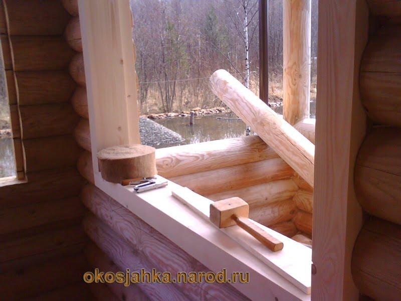 Изготовление обсады в деревянном доме своими руками 40