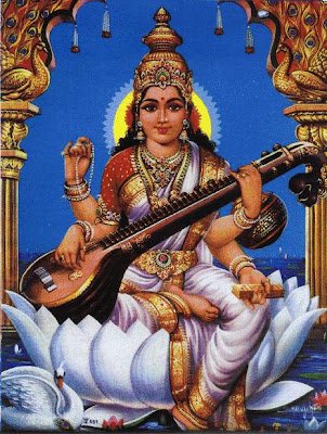 The Greater Mysteries Saraswati