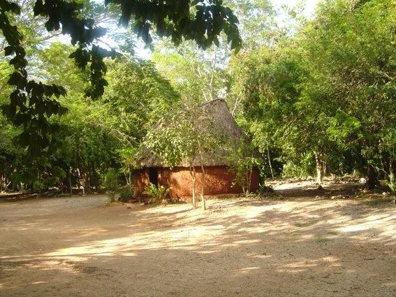 Arquitectura maya las chozas - Construcciones bibiloni palma ...