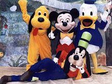 MICKEY PLUTO,DONALD Y GOOFY