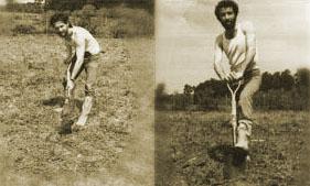 LA HISTORIA DE DOS PIONEROS AGRONOMOS CREADORES DE GRANJAS EDUCATIVAS EN ARGENTINA Y EN CHILE !!