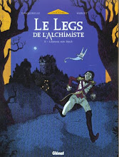 Legs de l&#39;alchimiste 2. Lonora Von Stock.