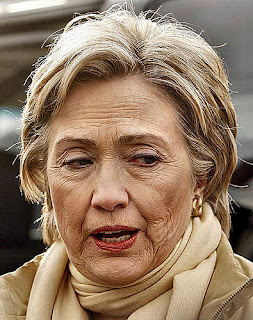 Hillary Clinton tired