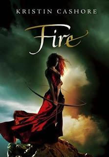 Fuego Fire Cashore portada