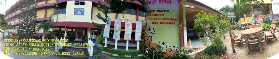 Sekolah Kebangsaan Bunut Payong, Kota Bharu,Kelantan
