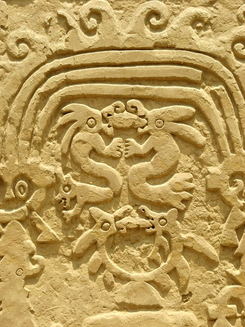 Templo del Arco Iris - Ciudadela de Chan Chan