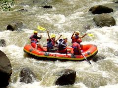 Rafting activities