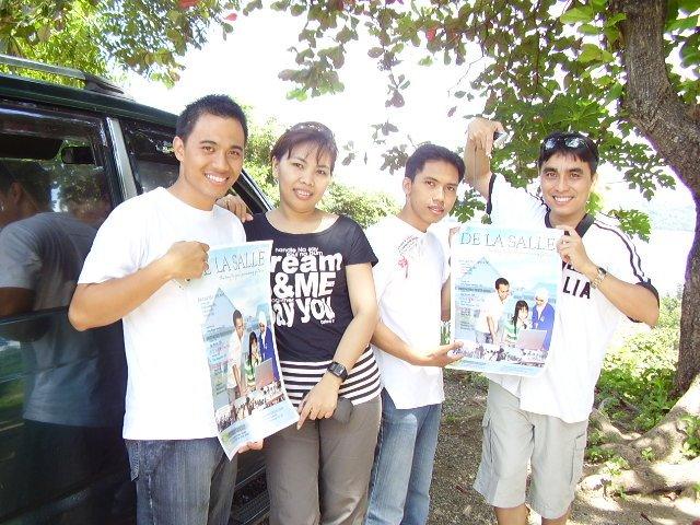 Promosi ke Gorontalo, Feb 2008