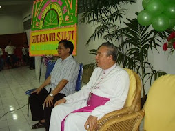 Perayaan Syukur HUT Mgr Jos
