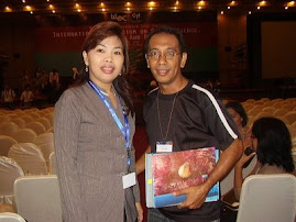 with ocean science expert