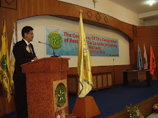 sambutan Rektor Pst Revi