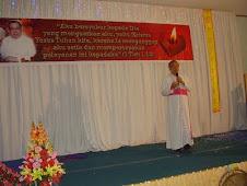Sambutan  Uskup  Manado