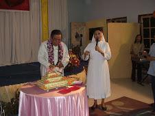 Pemotongan Kue Imamat 40th