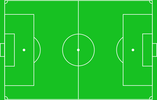 Mehrapensmin Football Pitch Layout