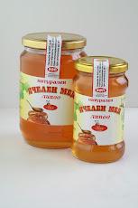 Натурален пчелен мед-липов