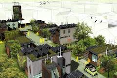σπίτια σε μικρά οικόπεδα μέσα στην πόλη, με ενεργειακό σχεδιασμό, απο το ΤΟΡΟΝΤΟ του ΚΑΝΑΔΑ