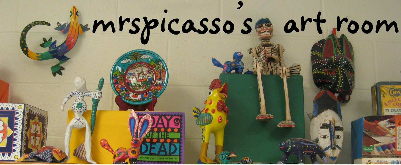 mrspicasso&#39;s art room