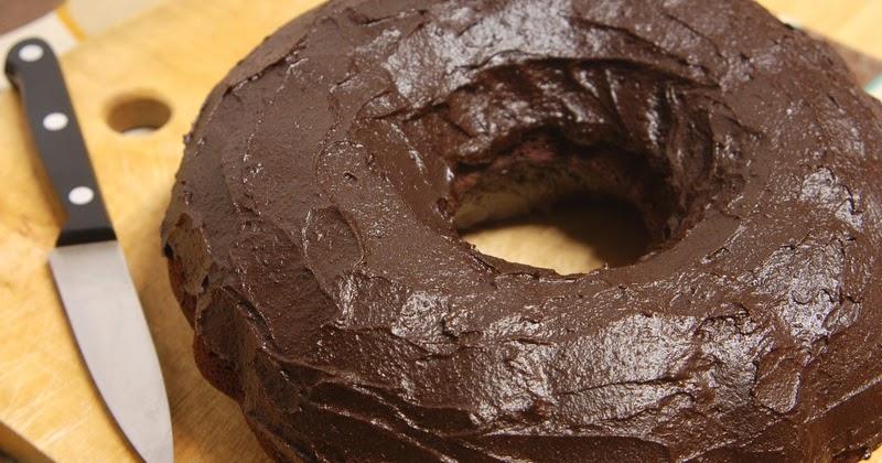Chocolate Orange Bundt Cake Recipe