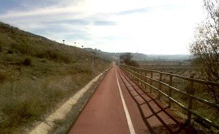 Vía Verde de Arganda a Morata