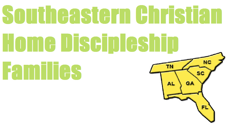 Southeastern Christian Home Discipleship Families