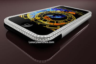 iPhone diamonds