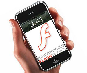 Flash Coming to iPhone