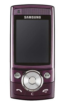 Samsung SGH-G600 Belle