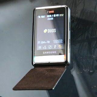 Samsung F490 and Samsung P720