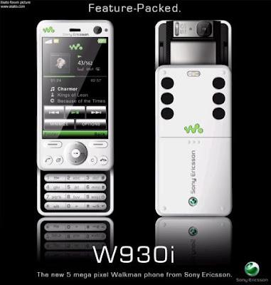 Sony Ericsson W930i