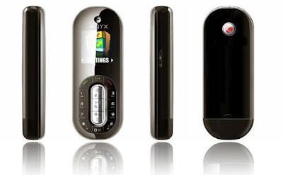 the mini mobile phone
